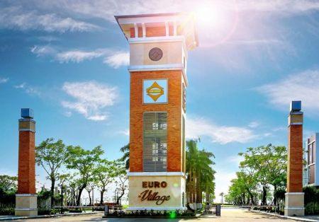 Sunland chào bán đất nền, nhà phố và biệt thự tại dự án Làng Châu Âu - Euro Village