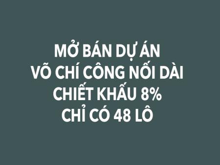 Sunland chính thức MỞ BÁNKHU ĐÔ THỊ VÕ CHÍ CÔNG NỐI DÀI, CHỈ VỚI 48 LÔCHIẾT KHẤU 8%, Giá cực hấp dẫn !!!